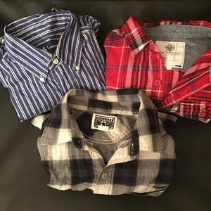 Buttondown 4 Lot-RalphLauren, converse, OnTheByas